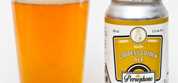 Persephone Brewing Co. – Goddess Golden Ale