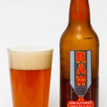 Tree Brewing Raw Unfiltered IPA review