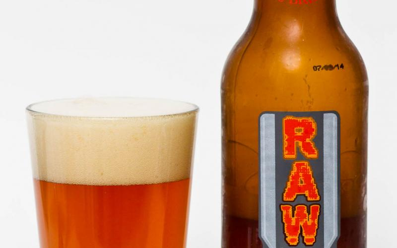 Tree Brewing Co. – RAW Unfiltered India Pale Ale