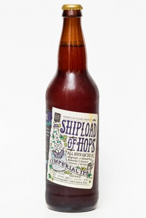 Granville Island Brewery Shiploads of Hops Imperial IPA Review