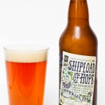Granville Island Brewing Shiploads of Hops Imperial IPA Review