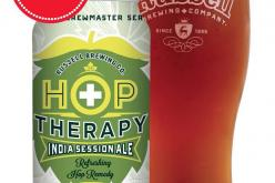 Hop Therapy ISA Cans are on their way from the the Russell Brewing Company