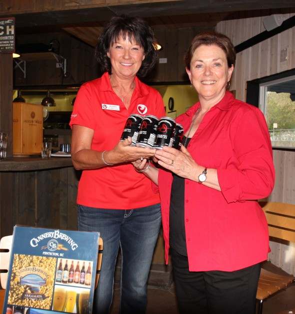 Paulette Rennie and Patt Dyck Toast Their New Partnership