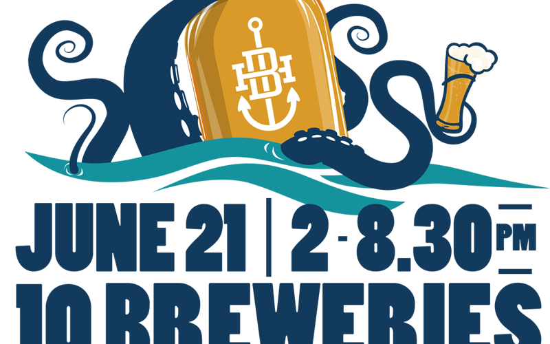 Celebrate Solstice at the Horseshoe Bay Craft Beer Festival