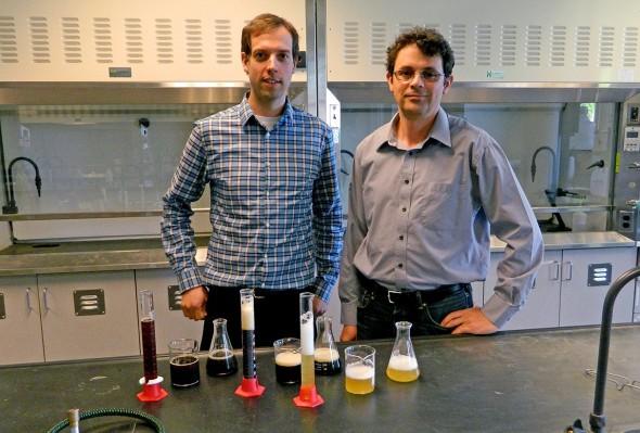 Kwantlen Brew-U Faculty