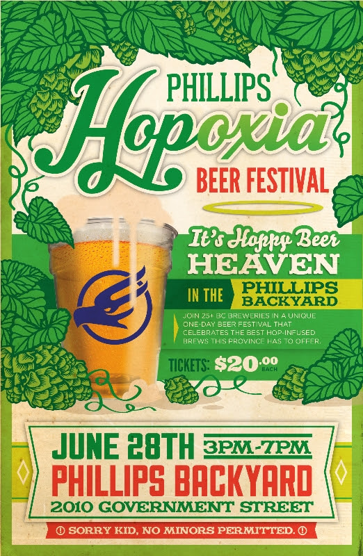 Phillips Brewing HOPoxia Beer Festival