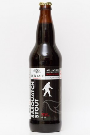 Old Yale Brewing Sasquatch Stout