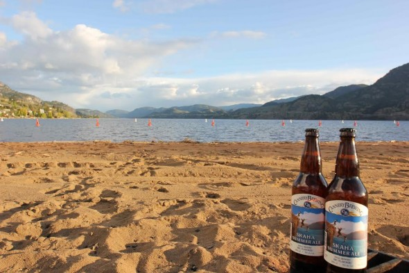 Skaha Lake, Cannery Summer Ale