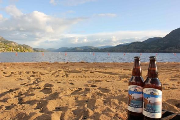 Skaha Lake, Cannery Summer Ale