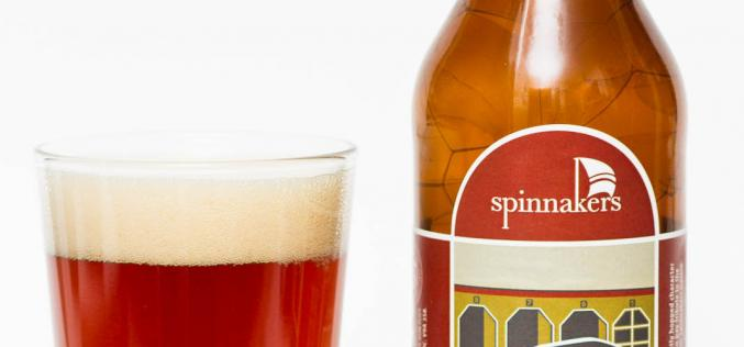 Spinnakers Brewpub – Round House Irish Red Ale