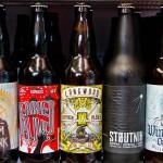 Longwood Brewery Bottle Lineup