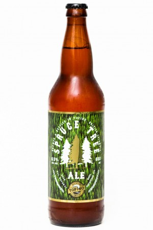 Tofino Brewing Spruce Tree Ale review