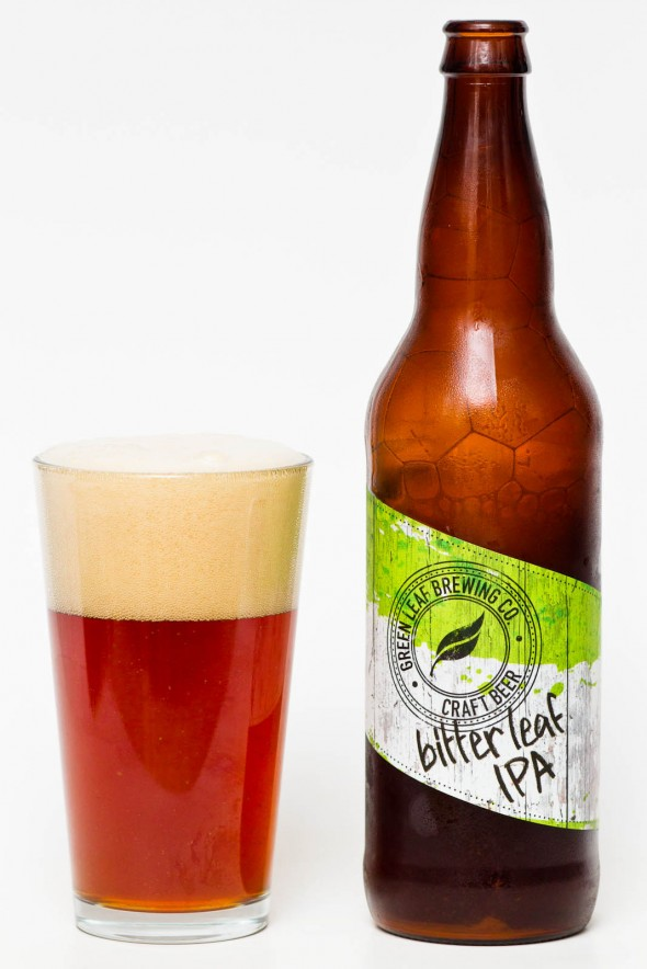 Green Leaf Brewing Bitter Leaf IPA Review
