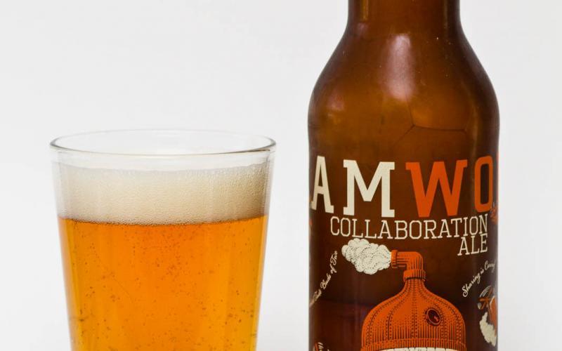Steamworks & New Belgium Collaboration – Rollin' Golden Belgian Ale