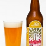 Spinnaker's Red Fife Hefeweizen Review