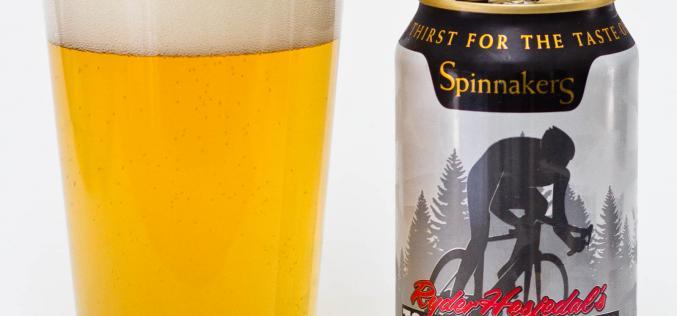 Spinnakers Brewery – Ryder Hesjedal's Tour De Victoria Kolsch