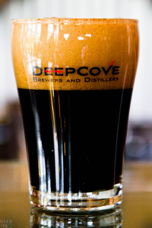 Deep Cove Brewery Session Coconut Porter
