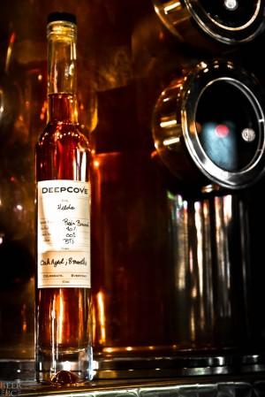 Deep Cove Brewers & Distillers Hilda Brandy