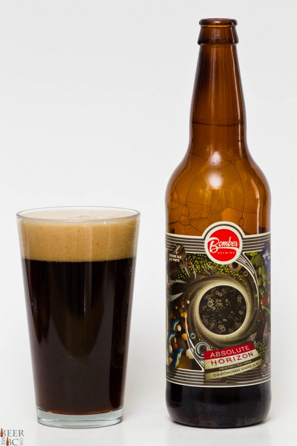 Bomber Brewing Absolute Darkness CDA Review