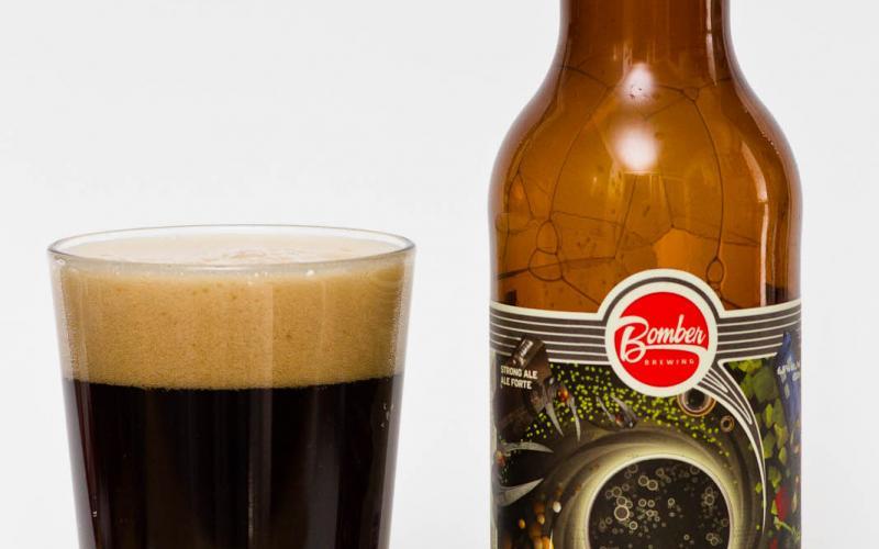 Bomber Brewing Co. – Absolute Horizon Cascadian Dark Ale