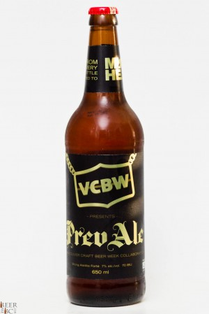 VCBW Collaboration Ale - PrevAle Review