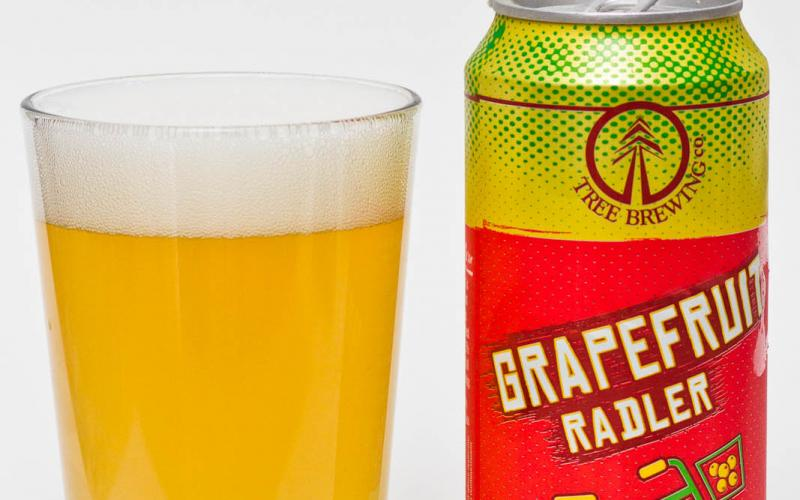 Tree Brewing Co. – Grapefruit Radler