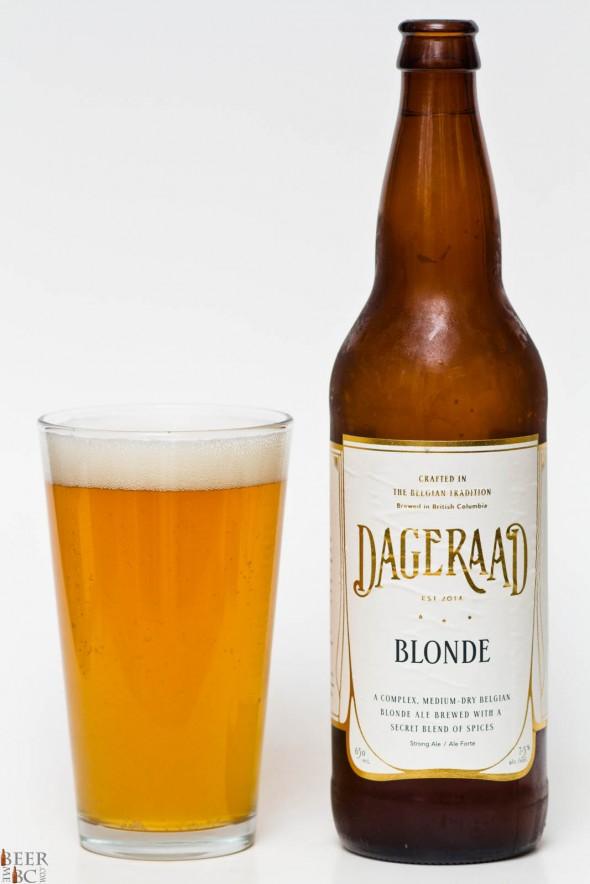 Dageraad Belgian Brewery - Blonde Ale Review