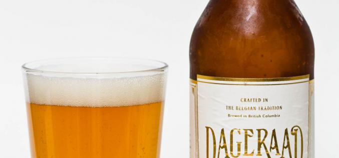 Dageraad Brewing Co. – Belgian Blonde Ale