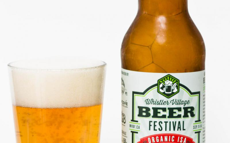 Whistler Village Beer Festival – Collaboration Organic ISA