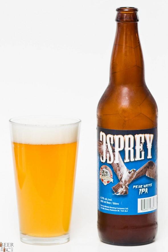 Tin Whistle Osprey Pear IPA