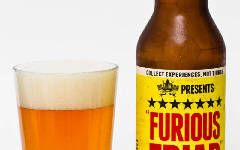 Dead Frog Brewery – Furious Friar Belgian IPA