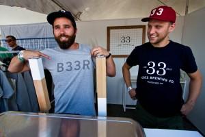 Vancouver Craft Beer Week - 33 Acres