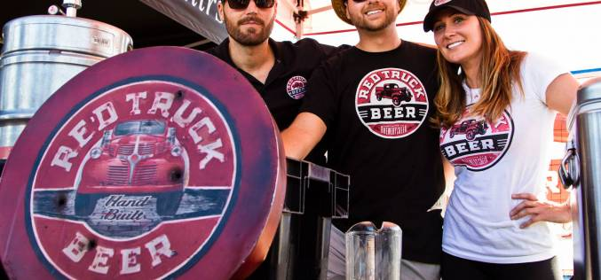 New Beer and Some Bling! Red Truck Wins Silver and Releases Red Ute ISA