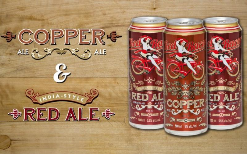 New BC Craft Beer Releases: Central City Red Racer Copper Ale and Red Ale