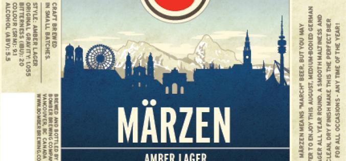 Bomber Brewing Releases Marzen Attacks! German Lager