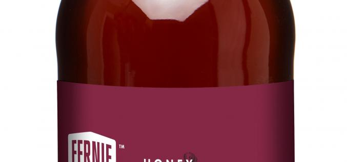 Fernie Brewing Co Re-Brands and Releases the Kickstand Honey Kolsch
