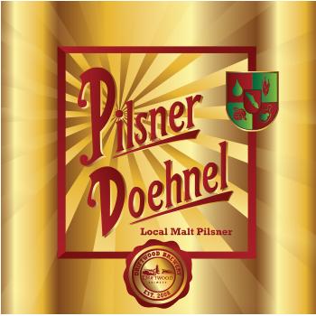Driftwood Brewery Pilsner Doehnel