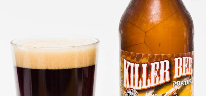 Tin Whistle Brewing Co. – Killer Bee Porter