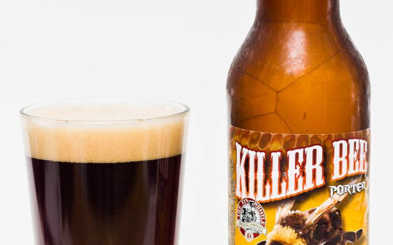 Tin Whistle Brewing Co. – Killer Bee Porter