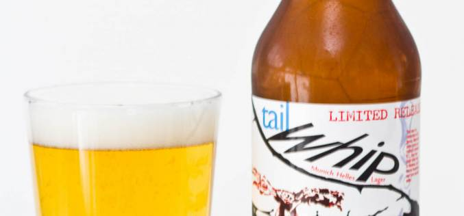 Mt. Begbie Brewing Co. – Tail Whip Munich Helles Lager