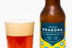 Four Winds Brewing Co. – Phaedra Belgian Rye IPA