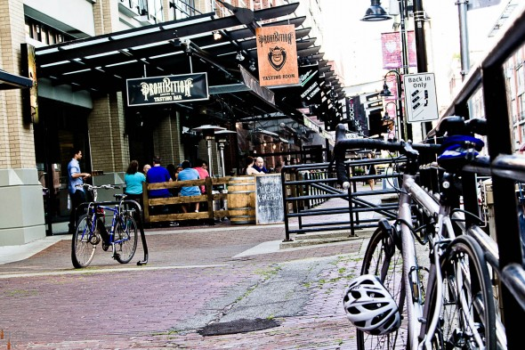 Prohibition Tasting Lounge - Yaletown BC