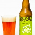 R&B Brewing Nettle, Mint and Ginger California Common Review