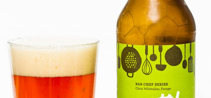 R&B Brewing Co. – Chef Series Nettle, Mint & Ginger California Common
