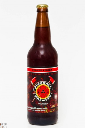 Firehall Brewery Ember Ale Review