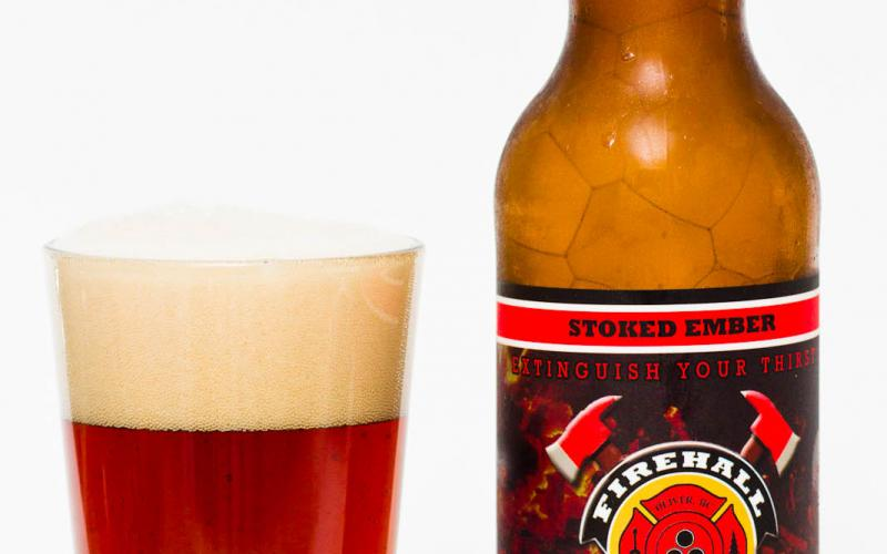 Firehall Brewery – Stoked Ember Ale