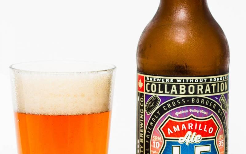 Central City & Elysian Brewing Collaboration I5 Amarillo Ale