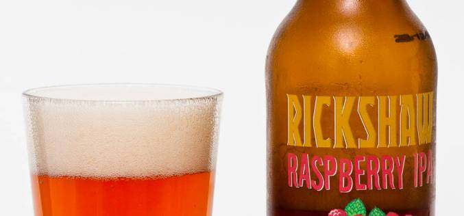 Tree Brewing Co. – Rickshaw Raspberry IPA