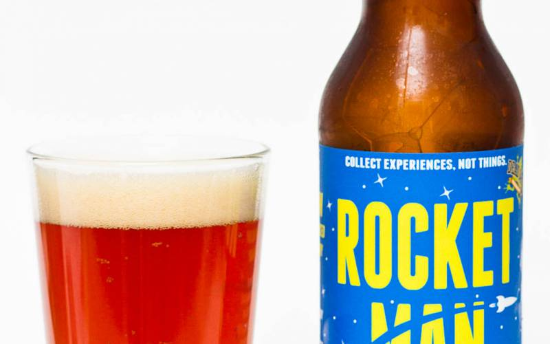 Dead Frog Brewery – Rocket Man Interstellar ESB