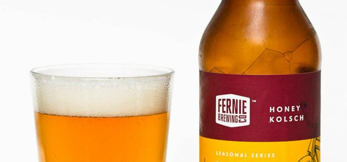 Fernie Brewing Co. – Kickstand Honey Kolsch
